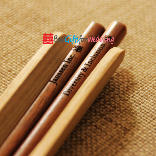 Wedding Engraved Chopsticks