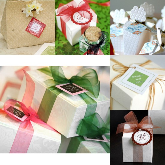 Wedding Gift Receiving Box : Wedding Favor BoxesDIY Pink and Brown Theme Wedding Favor Box