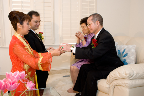Wedding Gift Check Bounced : ... is the most significant event in the modern chinese wedding ceremony
