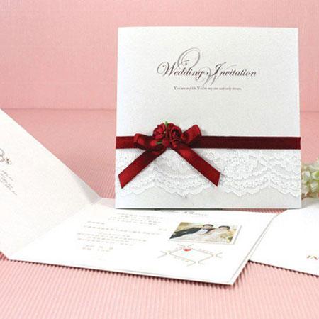 Wedding Invitations - Love each other   相親相愛