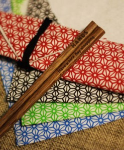 Engraved Chopsticks - Natual Chicken Wing wood_4