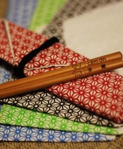 Engraved Chopsticks - Natural Bamboo Chopsticks_3