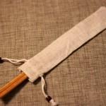 Engraved-Chopsticks-Natural-Wooden-Chopsticks(Light-Brown)_with_Linen-pouch_4