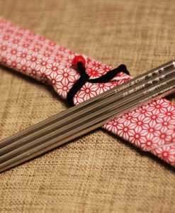 Engraved-Korean-Stainless-Steel-Chopsticks-with-Cotton-Bag_4