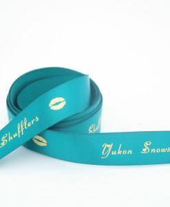 Personalized Bridal Satin Ribbon