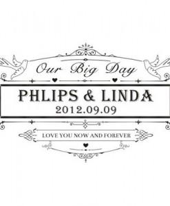 Custom-Rubber-Stamp-for-Wedding-Tag---[Wedding-Label]-DIY-Wedding-Invitation