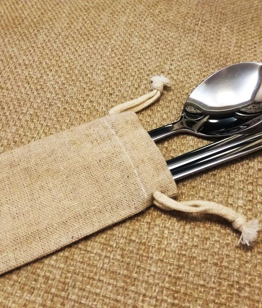 personalized-stainless-steel-chposticks-&-spoon-with-linen-bag-2